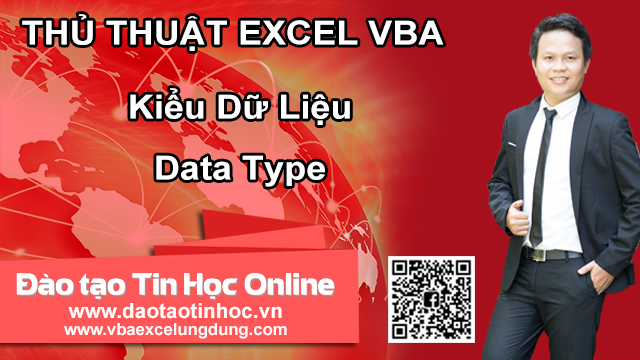 Kiểu Dữ Liệu - Data Type