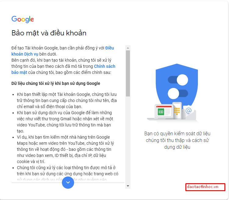 tạo Gmail một cách đơn giản và hiệu quả nhất