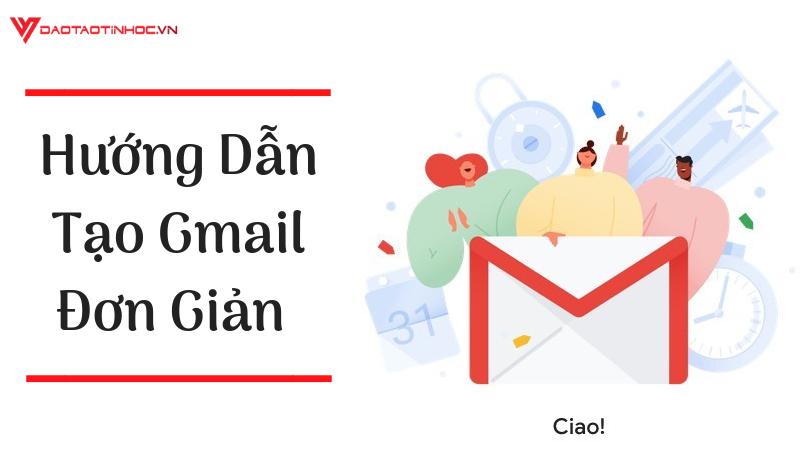 đăng ký Gmail