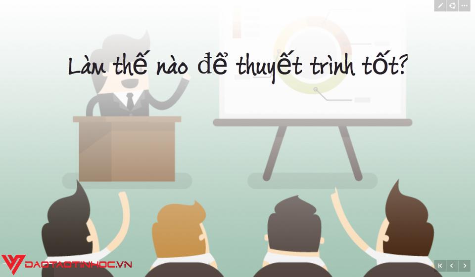 Mẹo thuyết trình Powerpoint hiệu quả 1