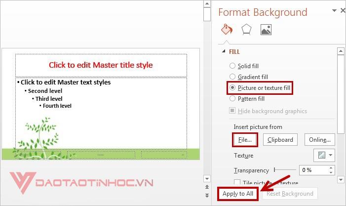 Cách tạo Template Powerpoint đơn giản 3