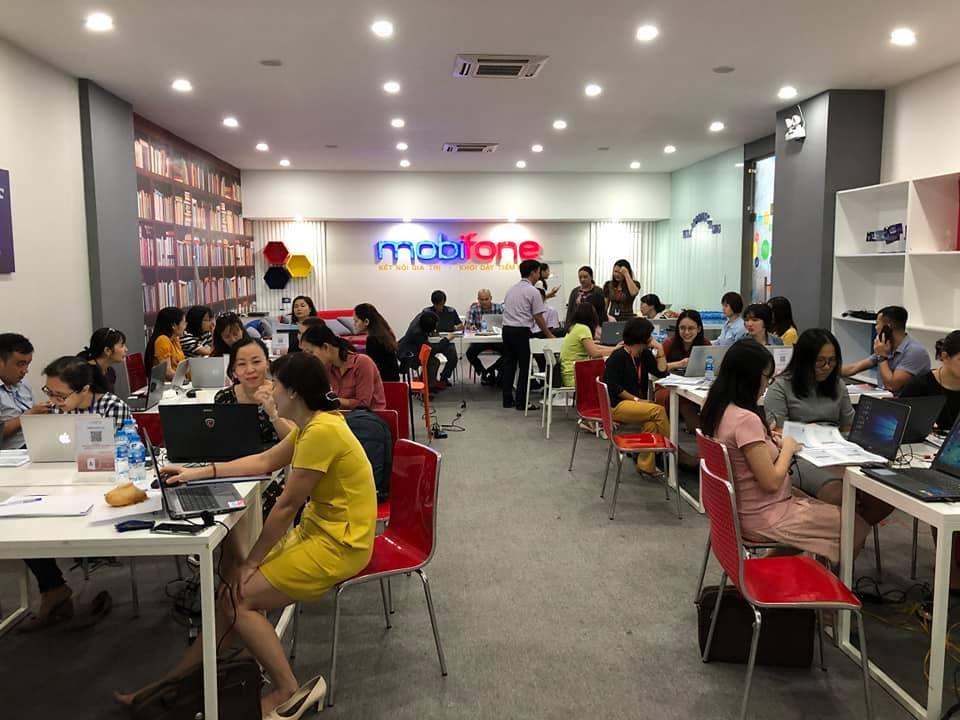 GV Nguyễn Quang Vinh hoàn thành chương trình huấn luyện cho tập đoàn MobiFone 1