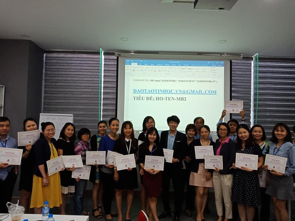 GV Nguyễn Quang Vinh hoàn thành chương trình huấn luyện cho tập đoàn MobiFone